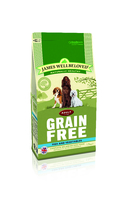 James Wellbeloved Adult Small Breed Dog Grain-Free - Fish 1.5kg