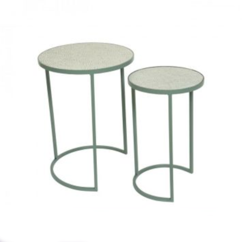 Casablanca Mosaic Side Tables