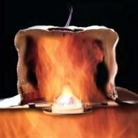 ANSELL 130x140 - 60 Minute Downlight  Firehood