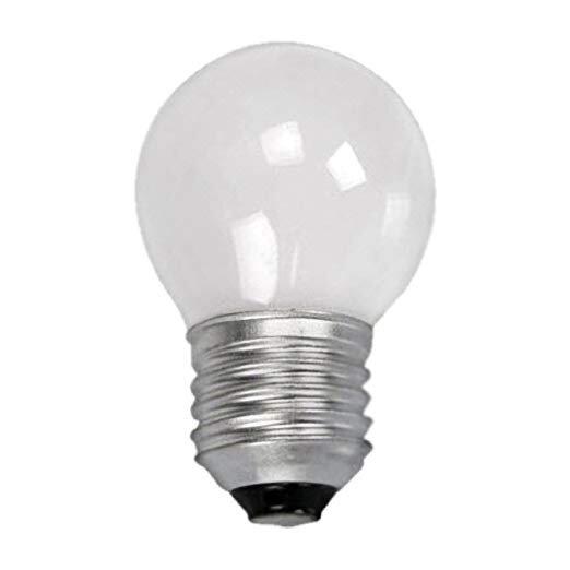 EVEREADY OPAL GOLFBALL LAMP E27 40W ROUGH SERVICE