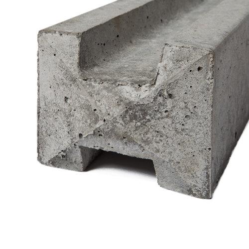 Concrete H Post 8'