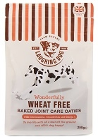 Laughing Dog Wheat Free Joint Care Oaties 250g x 4