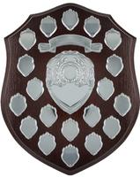 36cm Shield with Strut (19 Date Shields)