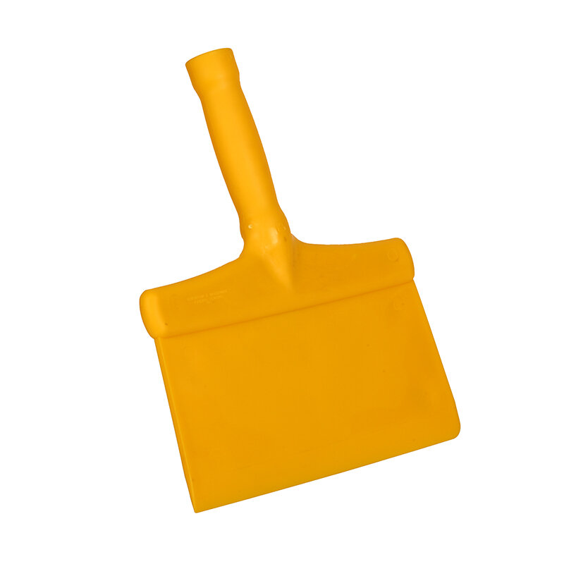 Polypropylene floor scraper (for use with long handle - H4112)