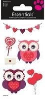 Love Owls Essential Craft Sticker.
