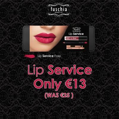 Lip Service Foxy