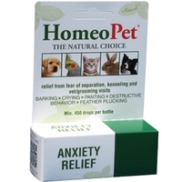 Homeopet Anxiety Relief 15ml x 1