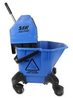 SYR Trad C20/C4 Mop Bucket & Wringer, Blue