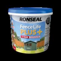 Ronseal Fence Life Plus 5 Litre