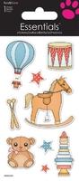>< Toy Time Essential Craft Sticker.
