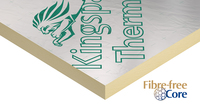 Kingspan Thermafloor TF70 Insulation  25MM - 1200MM X 2400MM (8' X 4' SHEET)