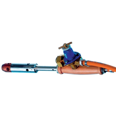 Gas De-budder and Regulator