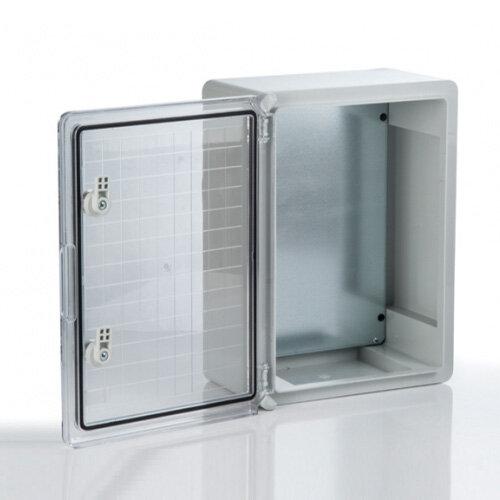 Plastim ABS Encl. Transparent