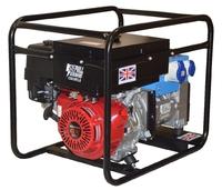 STEPHILL (E/S) 6500HMS Petrol Generator
