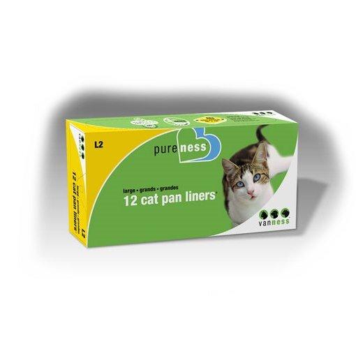 Van Ness Large Cat Pan Liner