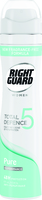 Right Guard Total Defence 5 Women Pure Aero 250ml