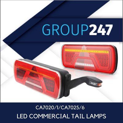Commercial Tail Lights
