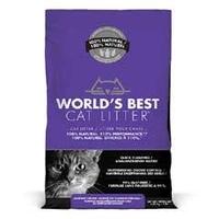 World's Best Cat Litter - Lavender 6.35kg / 14lbs
