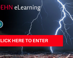 Want to learn more about Lightning & Surge Protection? We have a FREE e-catalogue and eLearning course from our partners Dehn for you.