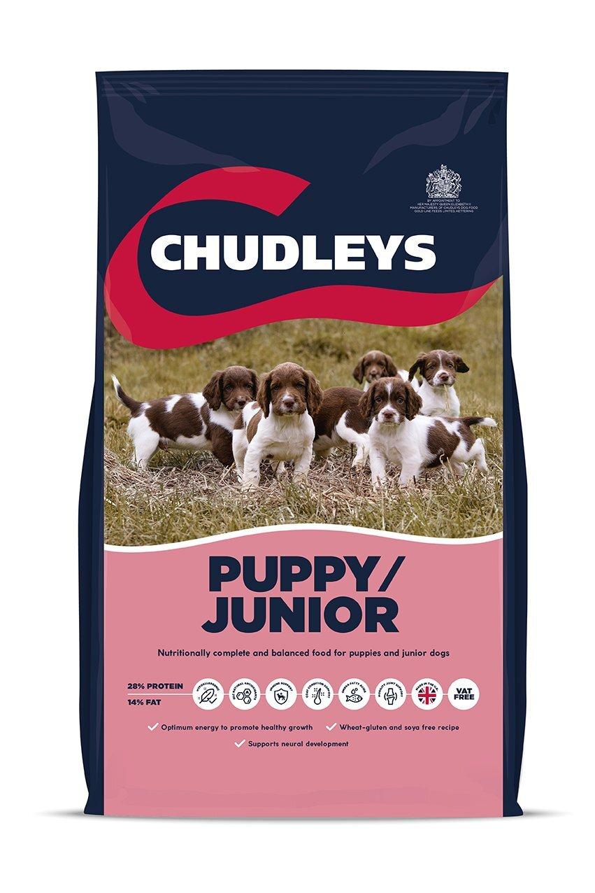 Chudleys Puppy/Junior Dog Food 2.5kg