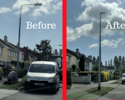 There has been a huge rise in LED street lighting being installed in our neighborhoods, towns and cities in recent years. Surge protection should be considered for every replacement fitting...