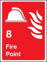 Fire Equipment Sign FEQP0011-0469
