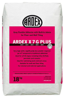 ARDEX X7W PLUS FLEXIBLE TILE ADHESIVE 25KG