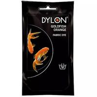 Dylon Hand Dye Sachet Goldfish Orange 55 50G