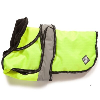 Danish Design 2-in-1 Four Seasons Hi Vis Dog Coat 45cm