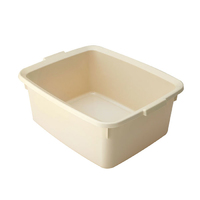 Addis 5 Star Rectangular Bowl Linen Beige