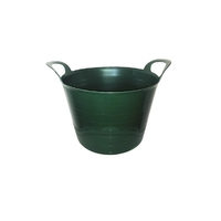 Flexi Tub 26L Medium Green