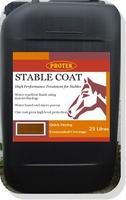 25L Dark Brown Protek Stable Coat