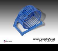 Van Ness Silent Plastic Hamster Wheel x 1