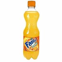 Bottle Fanta Orange (24x500ml) UK