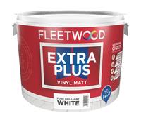 Fleetwood Extra Plus Vinl Matt 10Ltr