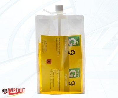 G9 2X1.5ltr GLASS CLEANER