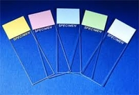 Microscope Slides Superfrost 76X26X1mm Blue Pk.50