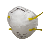 3M 8710 Face Mask P1 Dust Mask (20's)