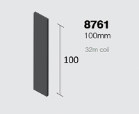8761 FLAT SKIRTING 100mm X 32m COIL (EB3)