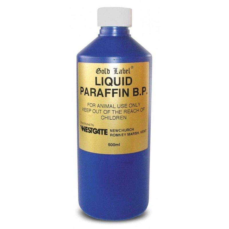 Gold Label Liquid Paraffin 500ml