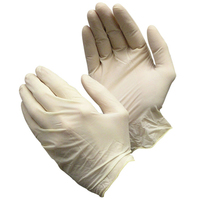 Disposable Blue Gloves