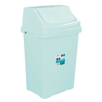 Casa 50L Swing Bin Duck Egg