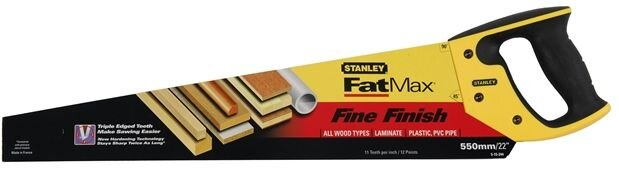 Stanley Crosscut 22in FatMax Fine Finish Sureweld Dublin