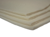 Semi Compressed Felt Mixture (Wool/Synthetic)
