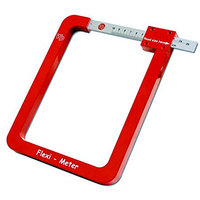 GLASS UNIT THICKNESS MEASURE