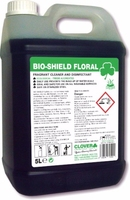 Bio-Shield Floral Bactericidal Washroom Cleaner 5Ltr