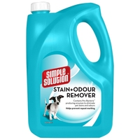 Simple Solution Stain + Odour Remover for Dogs 4 Litre x 1