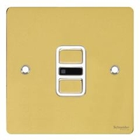 xFP Polished Brass IR ELEC DIM 1G White | LV0701.0523