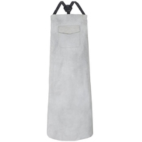 Supertouch Welding Apron, Grey