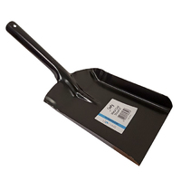 Leecroft Sooty Metal Hand Shovel 6'' (WT938)